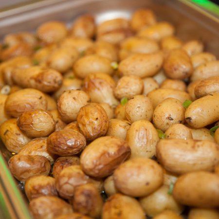 Kartoffelbüffet